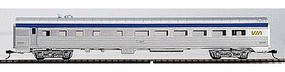 Con-Cor 85 Streamlined Dining Car Via Rail HO Scale Model Train Passenger Car #72111