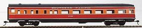 Con-Cor 85 Corrugated Observation Southern Pacific Daylight HO Scale Model Train Passenger Car #73107