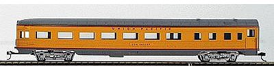 Con-Cor 85' Streamlined Observation Union Pacific -- HO Scale Model Train Passenger Car -- #73112