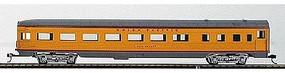 85' Streamlined Observation Union Pacific HO Scale Model Train Passenger Car #73112