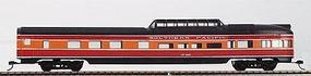 Con-Cor 85 Corrugated Observation Southern Pacific Daylight HO Scale Model Passenger Car #77107