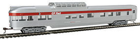 Con-Cor 85 Streamline Corrugated Observation Canadian Pacific HO Scale Model Passenger Car #77109