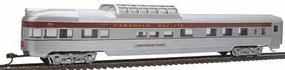 Con-Cor 85 Streamline Dome Observation Canadian Pacific HO Scale Model Train Passenger Car #779