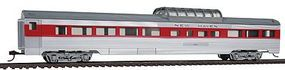 Con-Cor 85 Corrugated Budd-Dome Car New Haven HO Scale Model Train Passenger Car #78103