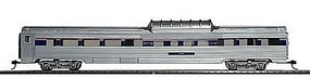 Con-Cor 85 Streamlined Car Budd Vista Dome Amtrak Phase IV HO Scale Model Train Passenger Car #78110