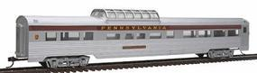 Con-Cor 85 Streamline Corrugated Side Dome Pennsylvania Railroad HO Scale Model Passenger Car #783