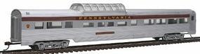 Con-Cor 85 Streamline Corrugated Side Dome Pennsylvania Railroad HO Scale Model Passenger Car #788