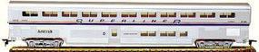 Con-Cor 85 Streamlined Superliner Amtrak Phase IV Coach HO Scale Model Train Passenger Car #803