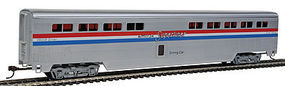 Con-Cor 85 Streamlined Superliner Amtrak Phase III Diner HO Scale Model Train Passenger Car #812