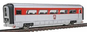 Con-Cor AeroTrain Add-on Coach Pennsylvania HO Scale Model Train Passenger Car #8802