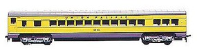 Con-Cor 72 Streamline Coach Union Pacific HO Scale Model Train Passenger Car #901