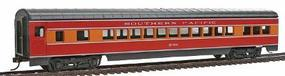 Con-Cor 72 Streamline Coach Southern Pacific Daylight HO Scale Model Train Passenger Car #902