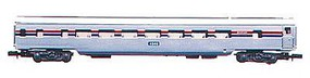 72 Streamline Coach Amtrak (Phase II) HO Scale Model Train Passenger Car #906
