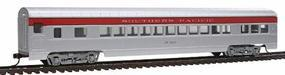 Con-Cor 72 Streamline Coach Southern Pacific San Joaquin HO Scale Model Train Passenger Car #918