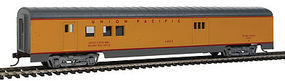 Con-Cor 72 Streamline Railway Post Office Union Pacific HO Scale Model Train Passenger Car #921