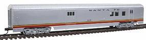 Con-Cor 72 Streamline Railway Post Office Santa Fe Valley Flyer HO Scale Model Passenger Car #930