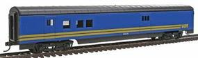 Con-Cor 72 Streamline Railway Post Office VIA Rail HO Scale Model Train Passenger Car #932