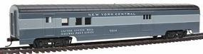 Con-Cor 72' Streamline Railway Post Office New York Central HO Scale Model Train Passenger Car #933