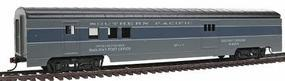 Con-Cor 72' Streamline Railway Post Office Southern Pacific ''Lark'' HO Scale Model Passenger Car #934