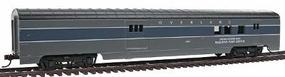 Con-Cor 72 Streamline Railway Post Office Overland Mail HO Scale Model Train Passenger Car #935