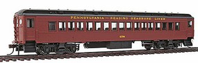 Con-Cor P54 Heavyweight Coach - Ready to Run Pennsylvania-Reading Seashore Lines #6780 (Tuscan, black)