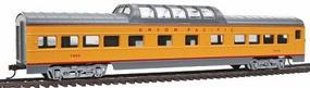 72' Streamline Vista Dome Union Pacific HO Scale Model Train Passenger Car #941
