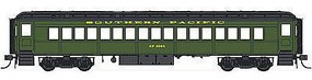 Con-Cor Heavyweight 65 Branchline Coach Southern Pacific HO Scale Model Train Passenger Car #94205