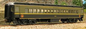Con-Cor Heavyweight 65 Branchline Coach Canadian National HO Scale Model Train Passenger Car #94212