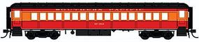 Con-Cor Heavyweight 65 Branchline Coach Southern Pacific HO Scale Model Train Passenger Car #94216