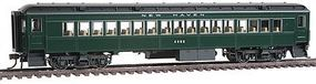 Con-Cor Heavyweight 65 Branchline Coach New Haven HO Scale Model Train Passenger Car #94221