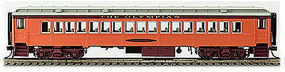 Con-Cor Heavyweight Coach MILW #1 HO Scale Model Train Passenger Car #94230