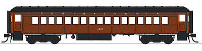 Con-Cor Coach Pennsylvania RR Futura #4003 -- HO Scale Model Train Passenger Car -- #94231