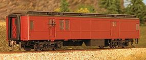 Con-Cor Heavyweight 65 Branchline Baggage/Railway Post Office HO Scale Model Passenger Car #94300