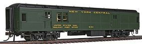 Con-Cor Heavyweight 65 Branchline Baggage/Railway Post Office HO Scale Model Passenger Car #94304