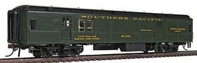 Con-Cor Heavyweight 65 Branchline Baggage/Railway Post Office HO Scale Model Passenger Car #94305
