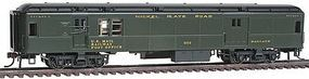 Con-Cor Heavyweight 65 Branchline Baggage/Railway Post Office HO Scale Model Passenger Car #94320