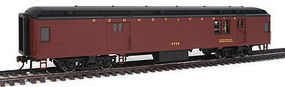 Con-Cor Baggage/Mail Pennsylvania RR #4706 HO Scale Model Train Passenger Car #94331