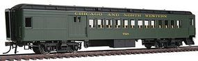 Con-Cor Heavyweight 65 Branchline Combine Chicago & North Western HO Scale Model Passenger Car #94352