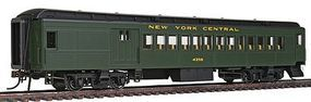 Con-Cor Heavyweight 65 Branchline Combine New York Central HO Scale Model Train Passenger Car #94354