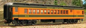 Con-Cor Heavyweight 65 Branchline Combine Great Northern HO Scale Model Train Passenger Car #94360