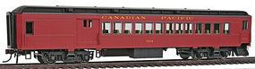 Con-Cor Heavyweight 65 Branchline Combine Canadian Pacific HO Scale Model Train Passenger Car #94363