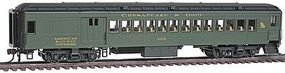 Con-Cor Heavyweight 65 Branchline Combine Chesapeake & Ohio HO Scale Model Train Passenger Car #94369