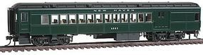 Con-Cor Heavyweight 65 Branchline Combine New Haven HO Scale Model Train Passenger Car #94371