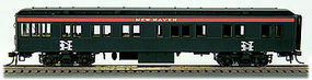 Con-Cor Heavyweight Combine ATSF HO Scale Model Train Passenger Car #94377