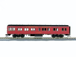 Con-Cor Heavyweight 65 Solarium-Observation Canadian Pacific HO Scale Model Passenger Car #94413