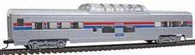 Con-Cor 72 Streamline Vista Dome Amtrak (Phase II) HO Scale Model Train Passenger Car #946