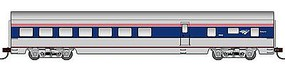 Con-Cor 72 Streamline Smooth-Side Diner Amtrak HO Scale Model Train Passenger Car #94705