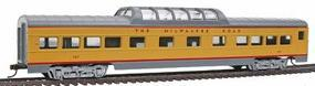 Con-Cor 72 Streamline Vista Dome Milwaukee Road HO Scale Model Train Passenger Car #949