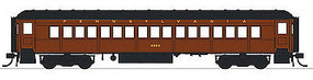 Con-Cor Coach Pennsylvania RR Futura #4011 HO Scale Model Train Passenger Car #95014