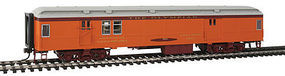 Con-Cor Heavyweight Baggage/Mail Milwaukee Road #2 HO Scale Model Train Passenger Car #95104